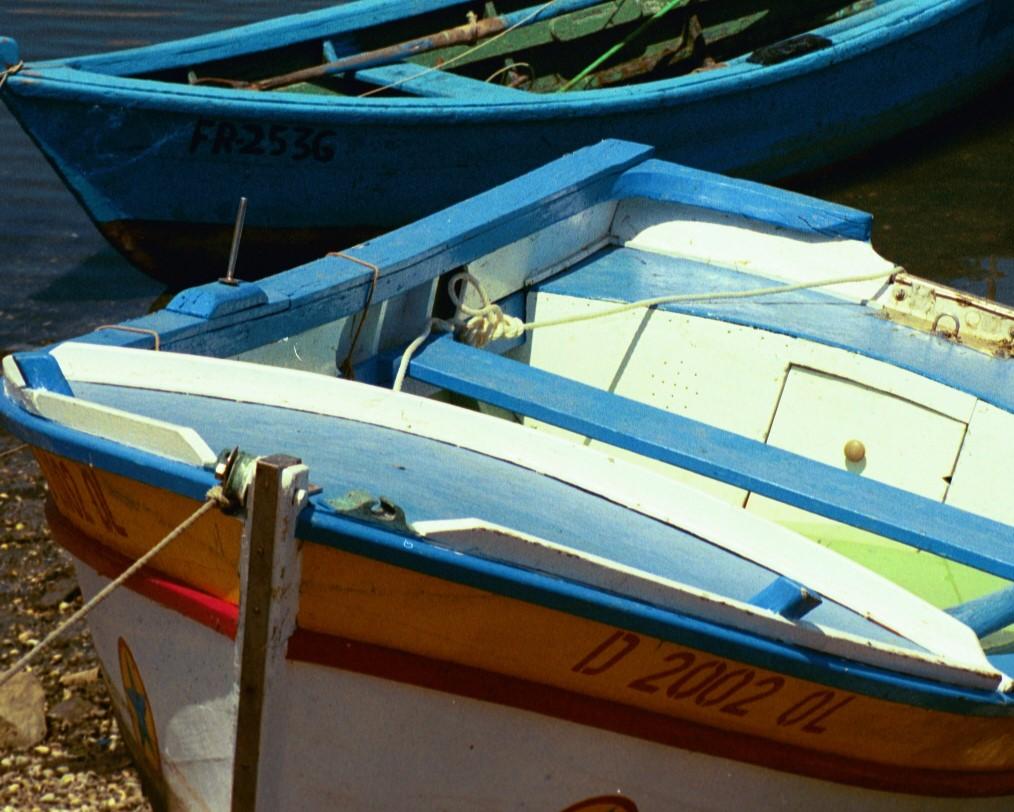 Boats, Faro, Portugal