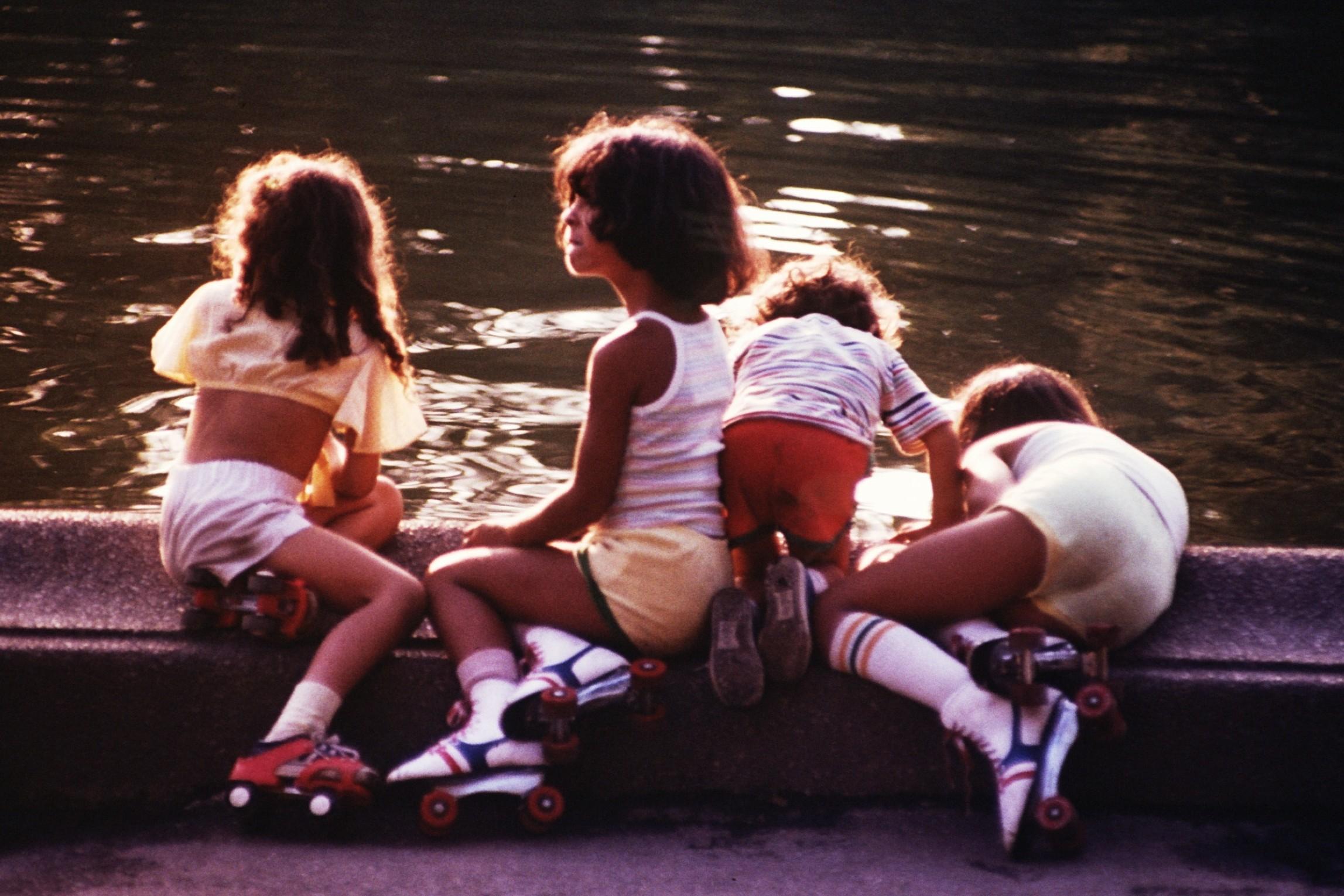 Children, Central Park