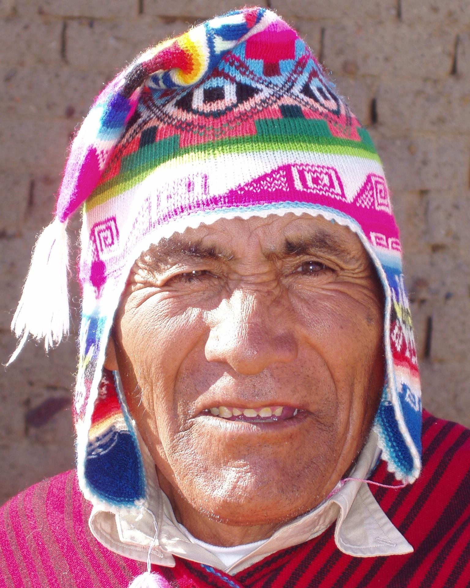 Demetrio, Lake Titicaca