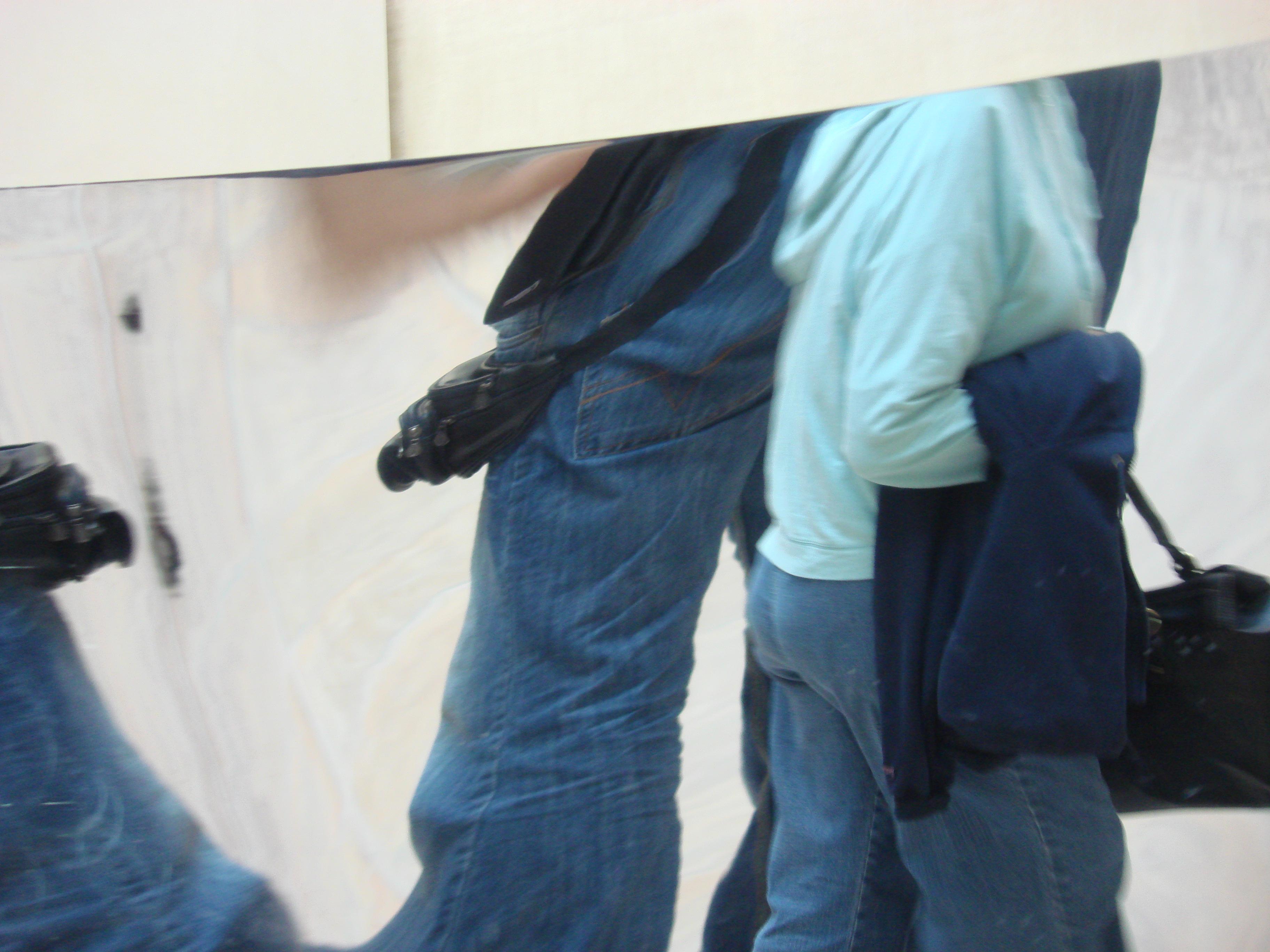 Rebeca In Mirror, Paris